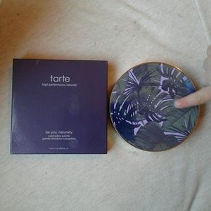 Tarte be you. Naturally. Palette